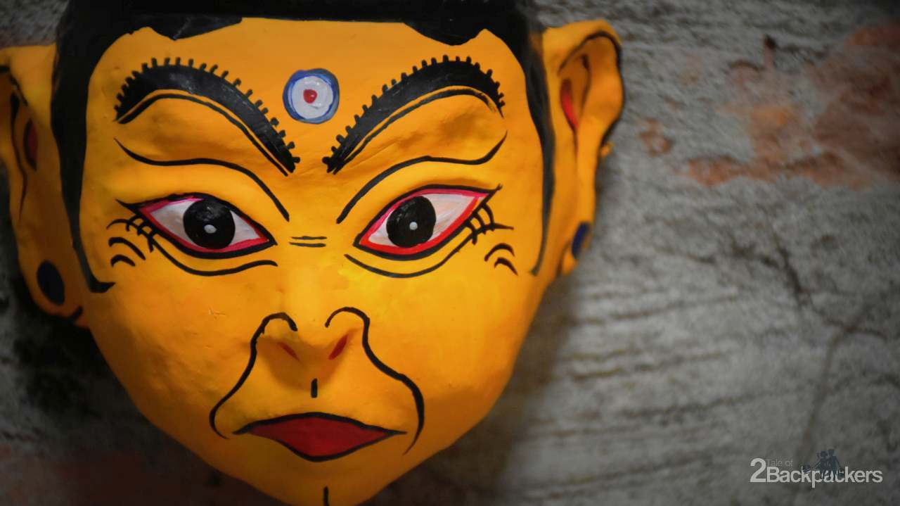 Masks of Majuli Assam