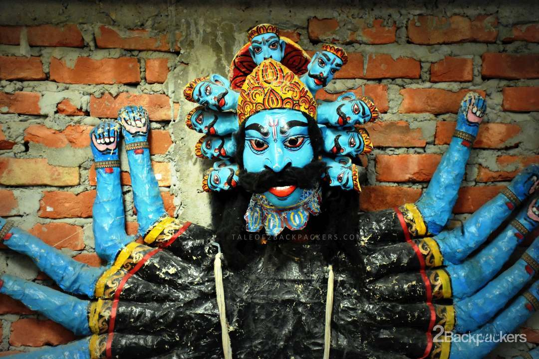 Masks of Majuli Assam, Majuli Travel Guide
