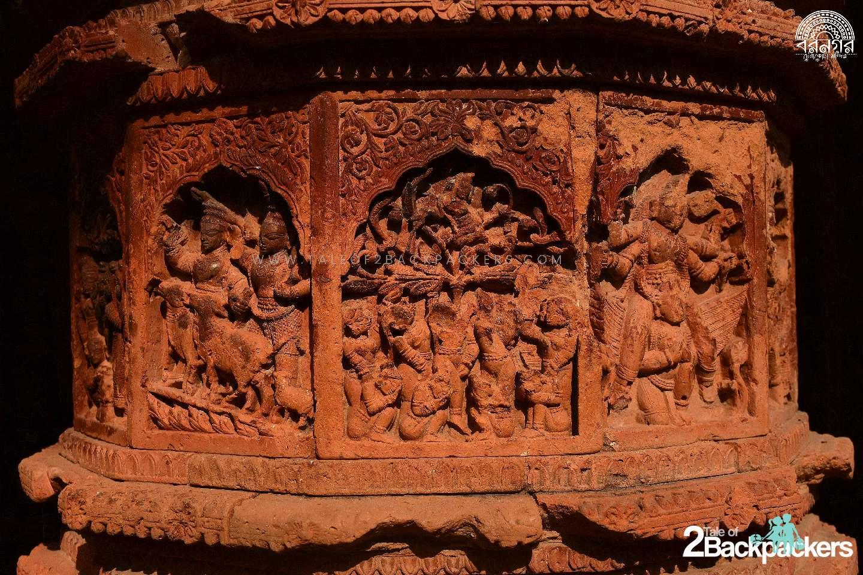 Temples of Baranagar Murshidaba