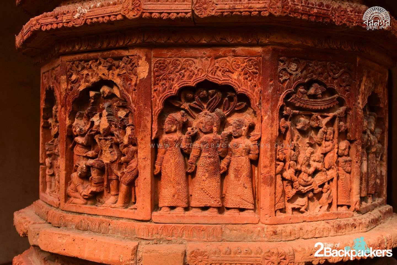 Temples of Baranagar Murshidabad