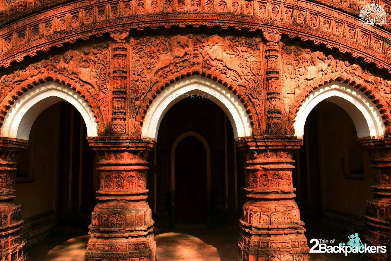 Gangeswar Jor Bangla Temples of Baranagar