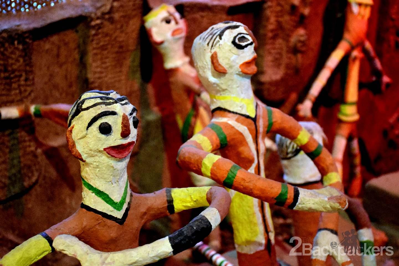 Madhya Pradesh Tribal Museum Bhopal