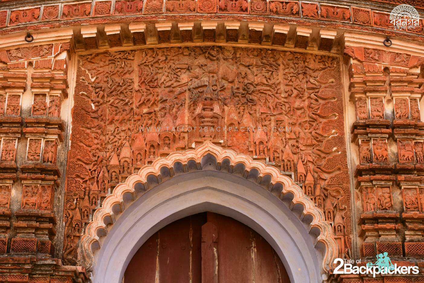 Teraracotta Temples of Bengal