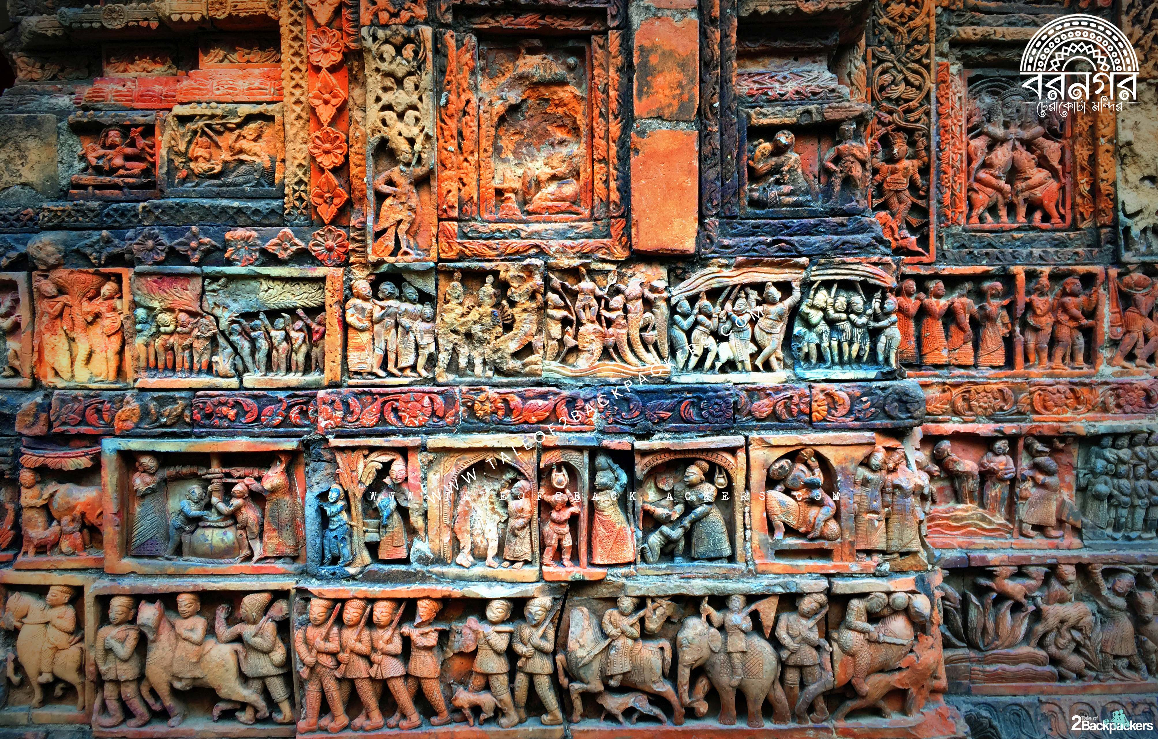 Terracotta Temples of Bengal