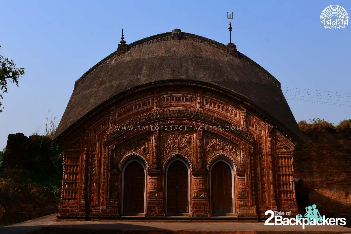 Char Bangla Temple Baranagar Azimganj