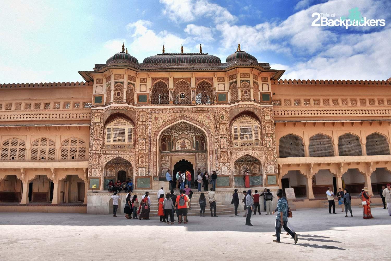 Amer Fort, Jaipur, Rajasthan Tourism