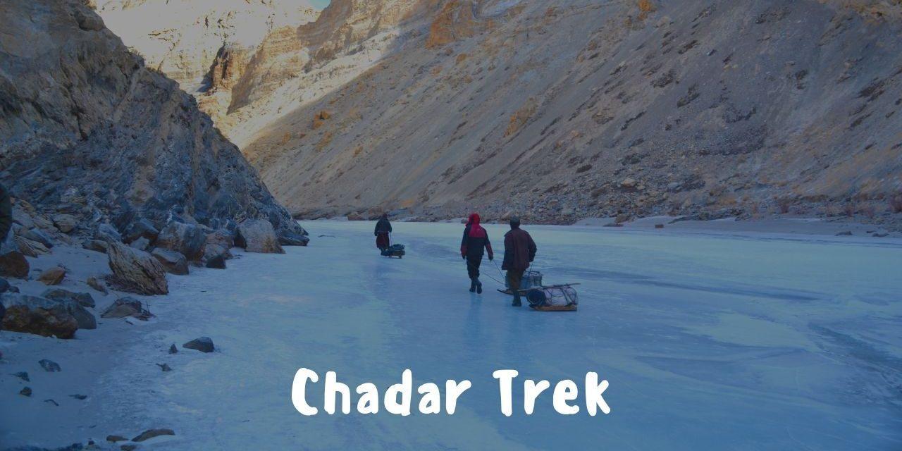 Chadar Trek in Ladakh – experience, tips, guide & FAQs answered