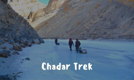 Chadar Trek in Ladakh – experience, tips, guide & FAQs answered
