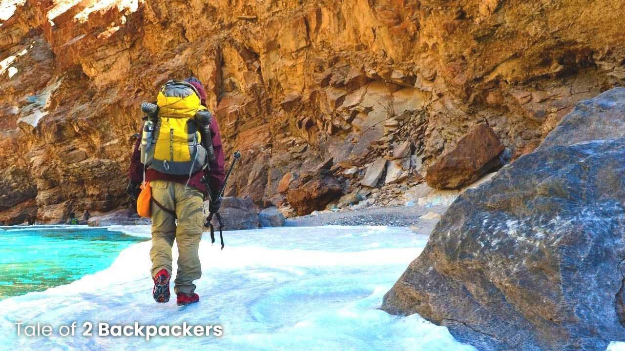 Chadar Frozen River Trek Zanskar