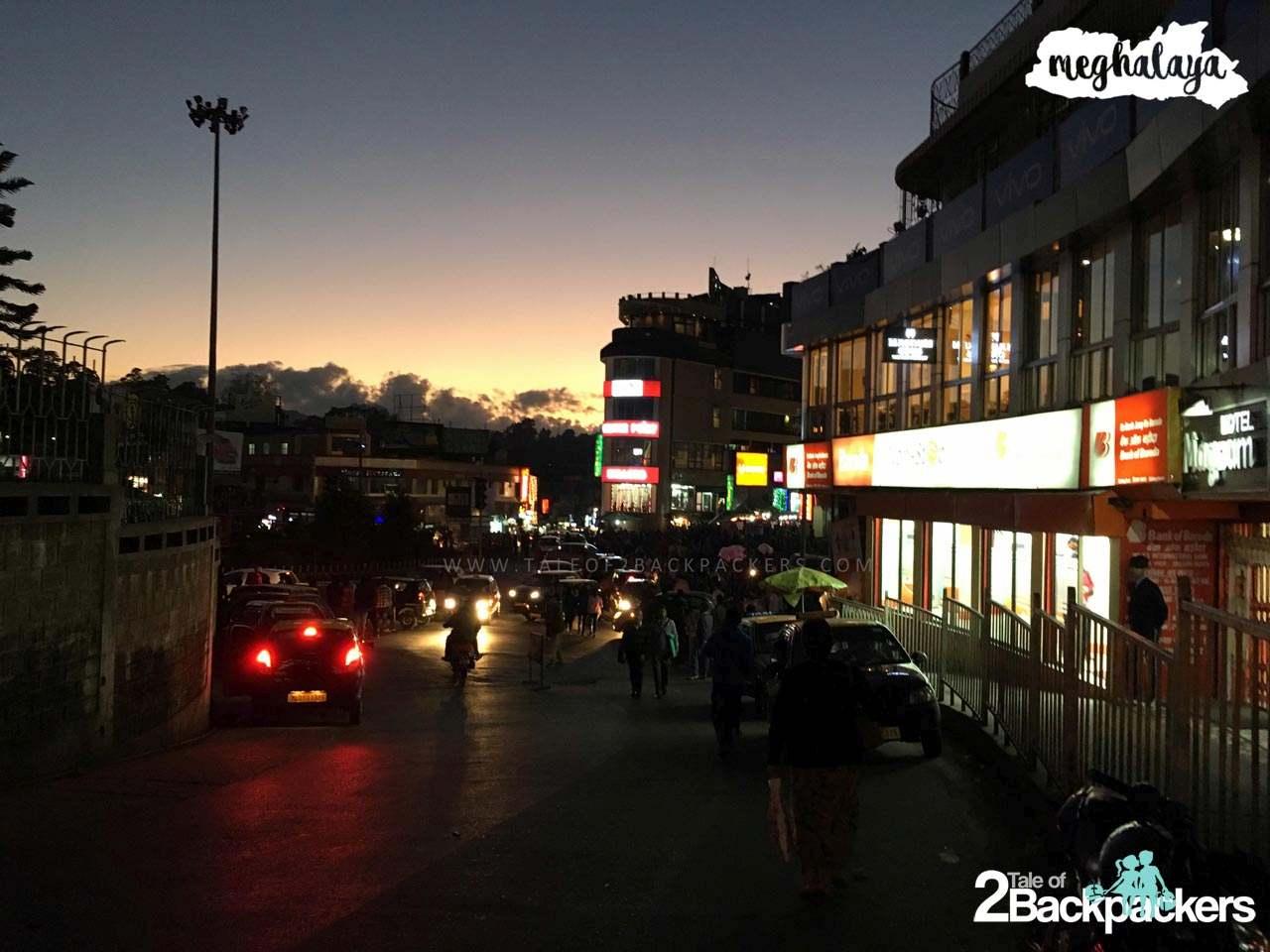 Police Bazar, Shillong, Meghalaya Travel Guide