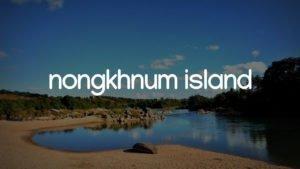 Nongkhnum Island Meghalaya
