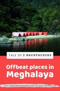 Offbeat Meghalaya