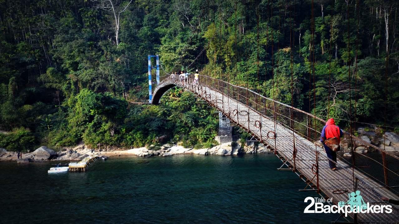 Shnongpdeng Meghalaya Places to Visit in Meghalaya