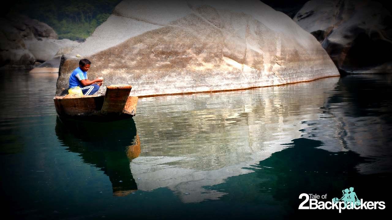 Travel Guide to Meghalaya Shnongpdeng Dawki