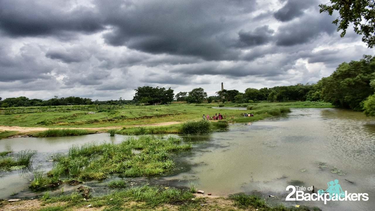 Kopai River Prantik, Sonajhuri Shantiniketan