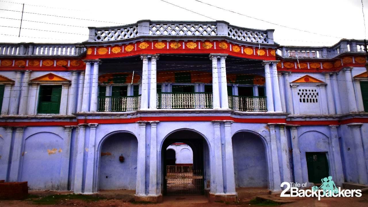 Surul Sarkar Bari Shantiniketan