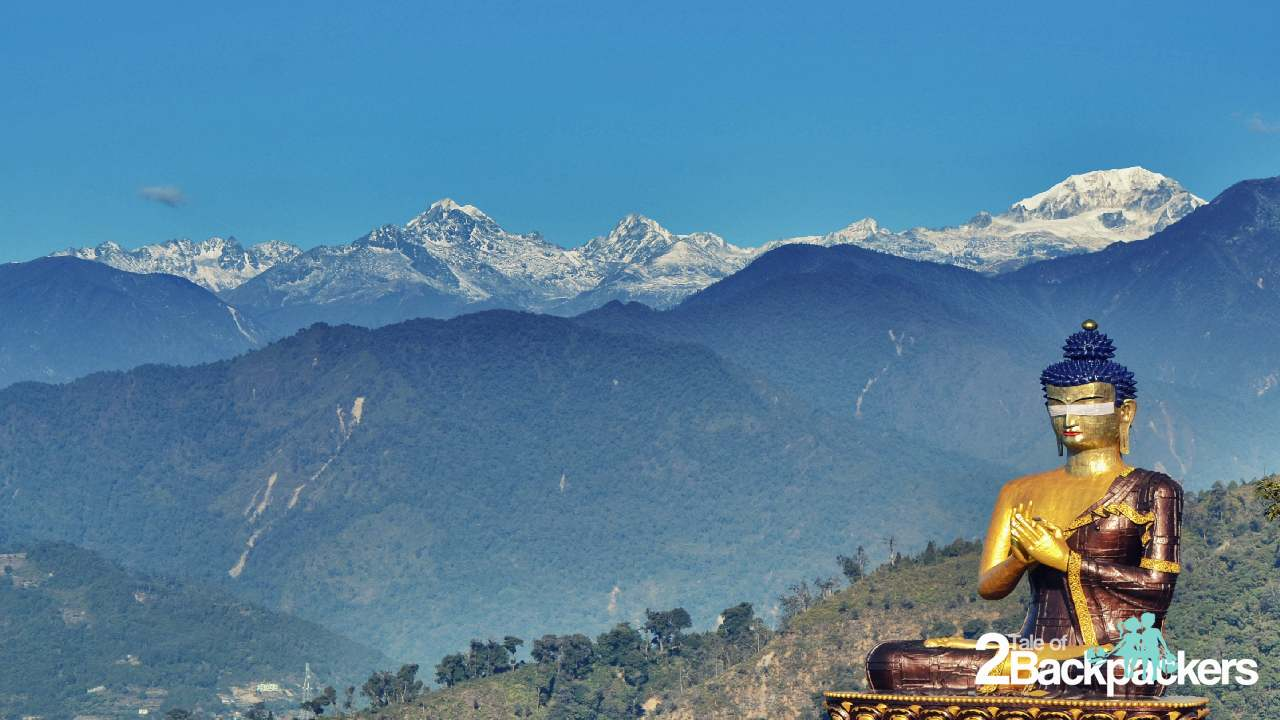 Ravangla South Sikkim - Sikkim Tourism
