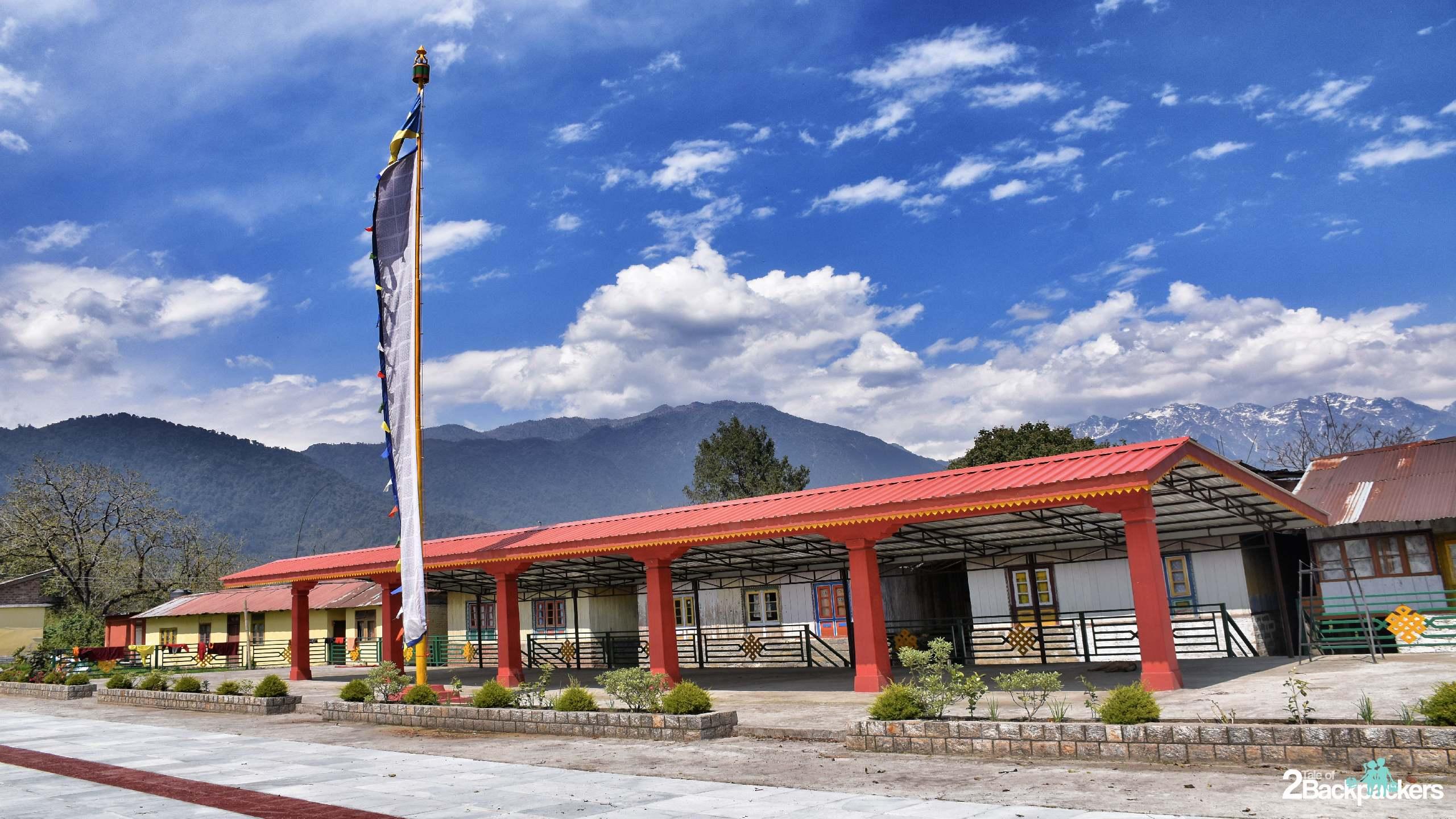 Phodong Monastery North Sikkim - Sikkim tourism