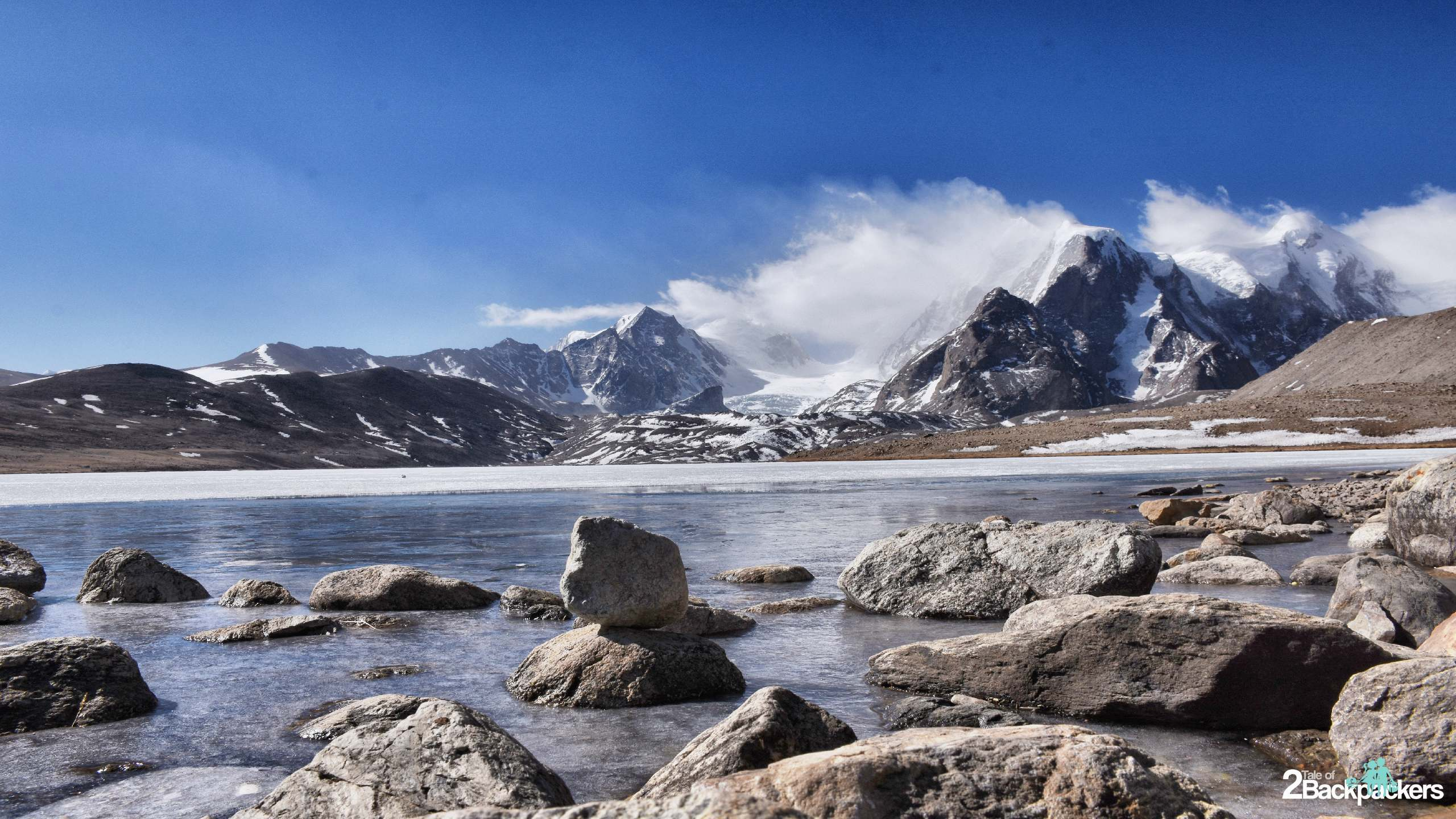 Gurudongmar Lake North Sikkim Sikkim tourism