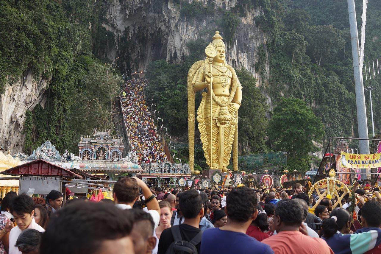 Thaipusam in Malaysia