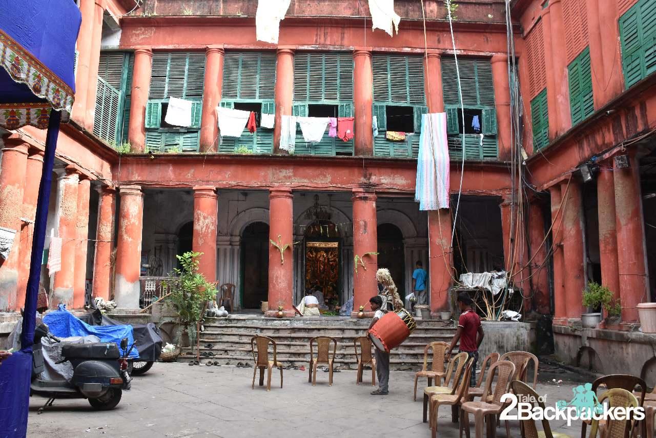 List of Bonedi Bari Durga Puja in Kolkata