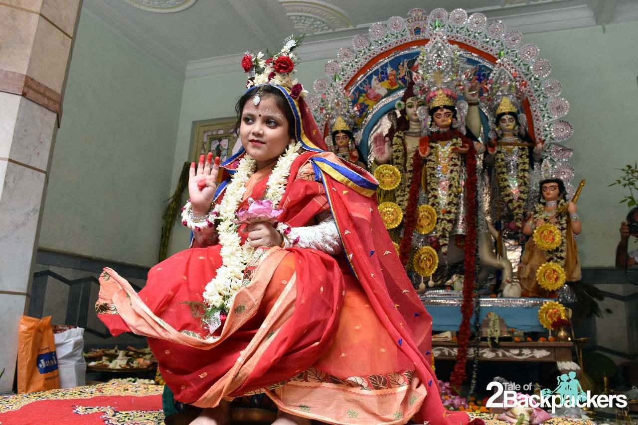 List of Bonedi family Durga Puja in Kolkata