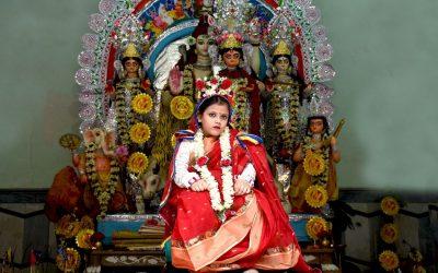 Bonedi Bari Durga Puja in Kolkata