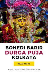Bonedi Bari Durga Puja in Kolkata - Puja Parikrama