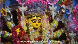 Bonedi Barir Durga Puja in Kolkata