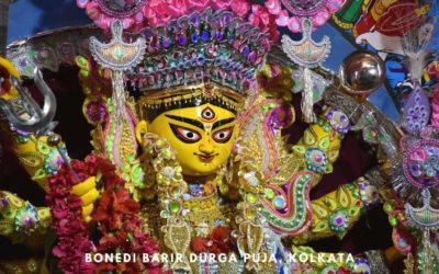 Bonedi Barir Durga Puja in Kolkata – Updated in 2020 with Maps