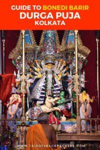 Bonedi Barir Durga Puja in Kolkata - pinterest