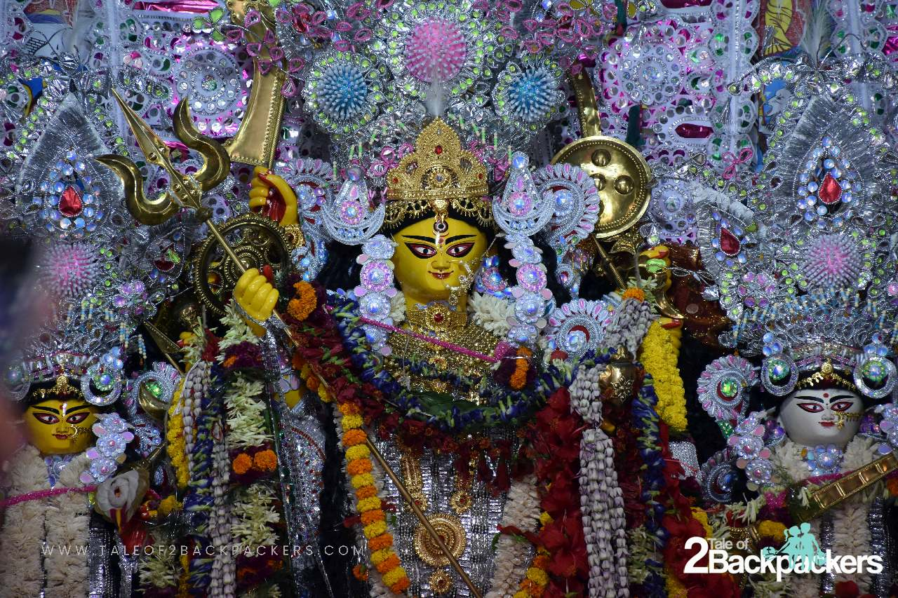 List Of Bonedi Bari Durga Puja In Kolkata Tale Of 2 Backpackers