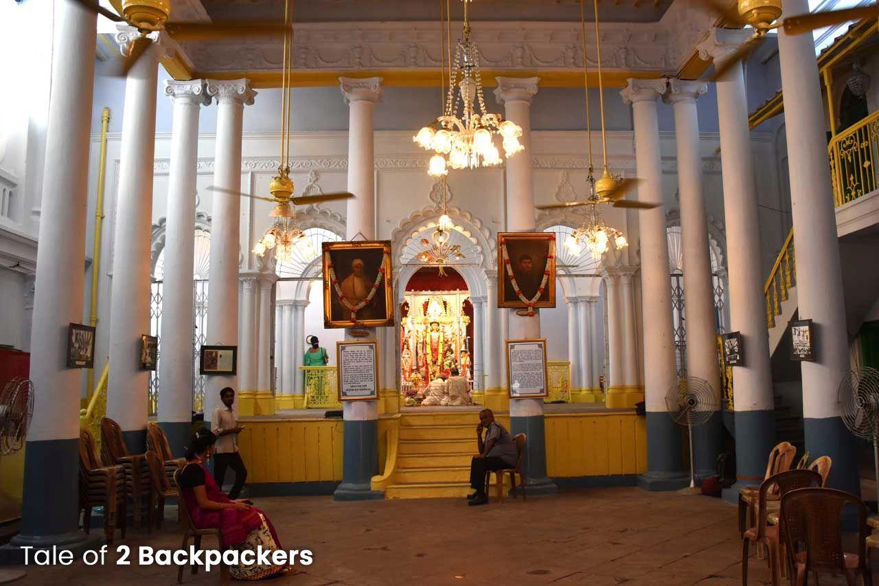 Chhatu Babu Latu Babu Barir Durga Puja - Bonedi Bari Durga Puja in Kolkata