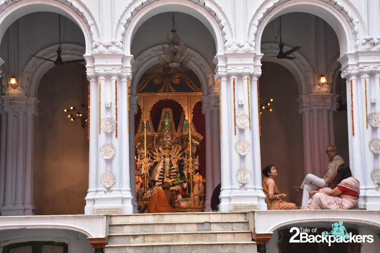 List of Bonedi Bari Durga Puja