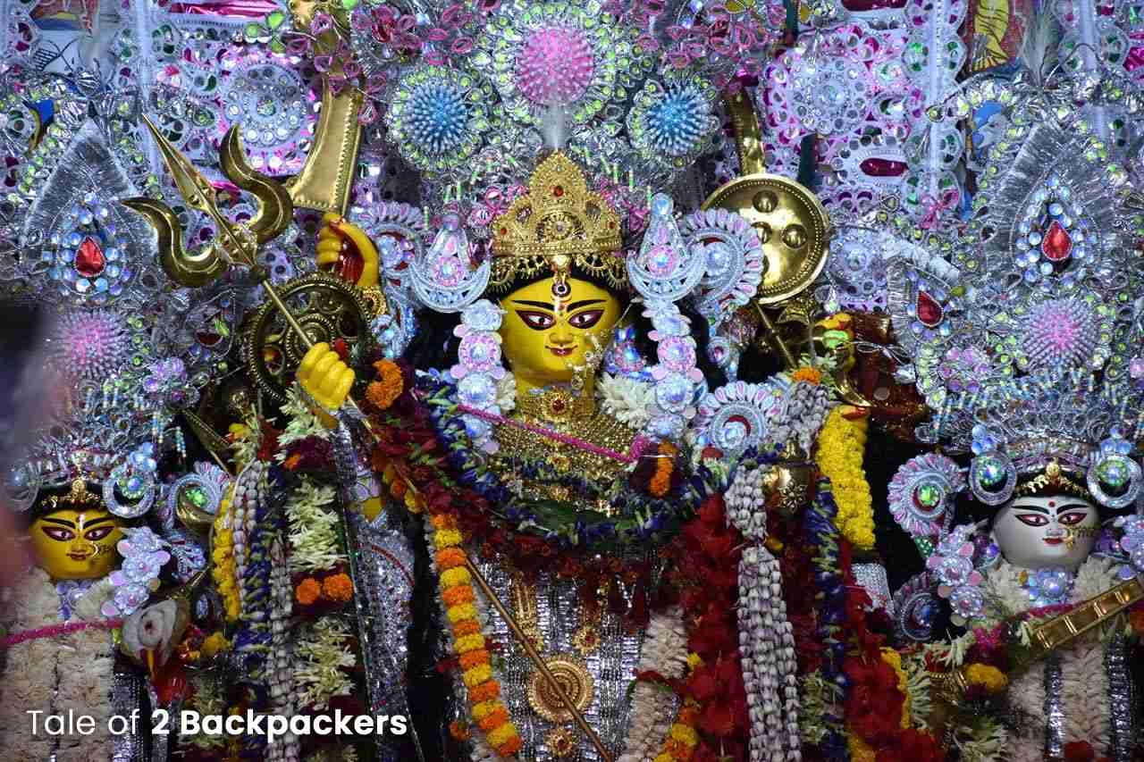 Khelat Ghosh Family Durga Puja