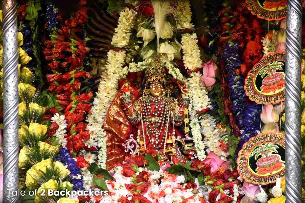 Mallick Bari Singha Bahini Durga Puja