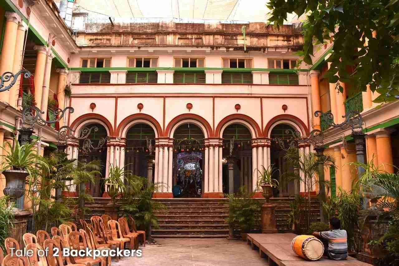 Mallick Bari, North Kolkata