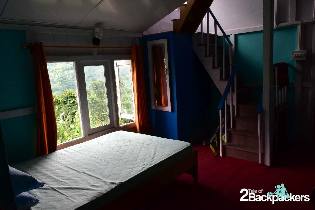 Room at Pradyumna Homestay at Bermiok Martam in West Sikkim