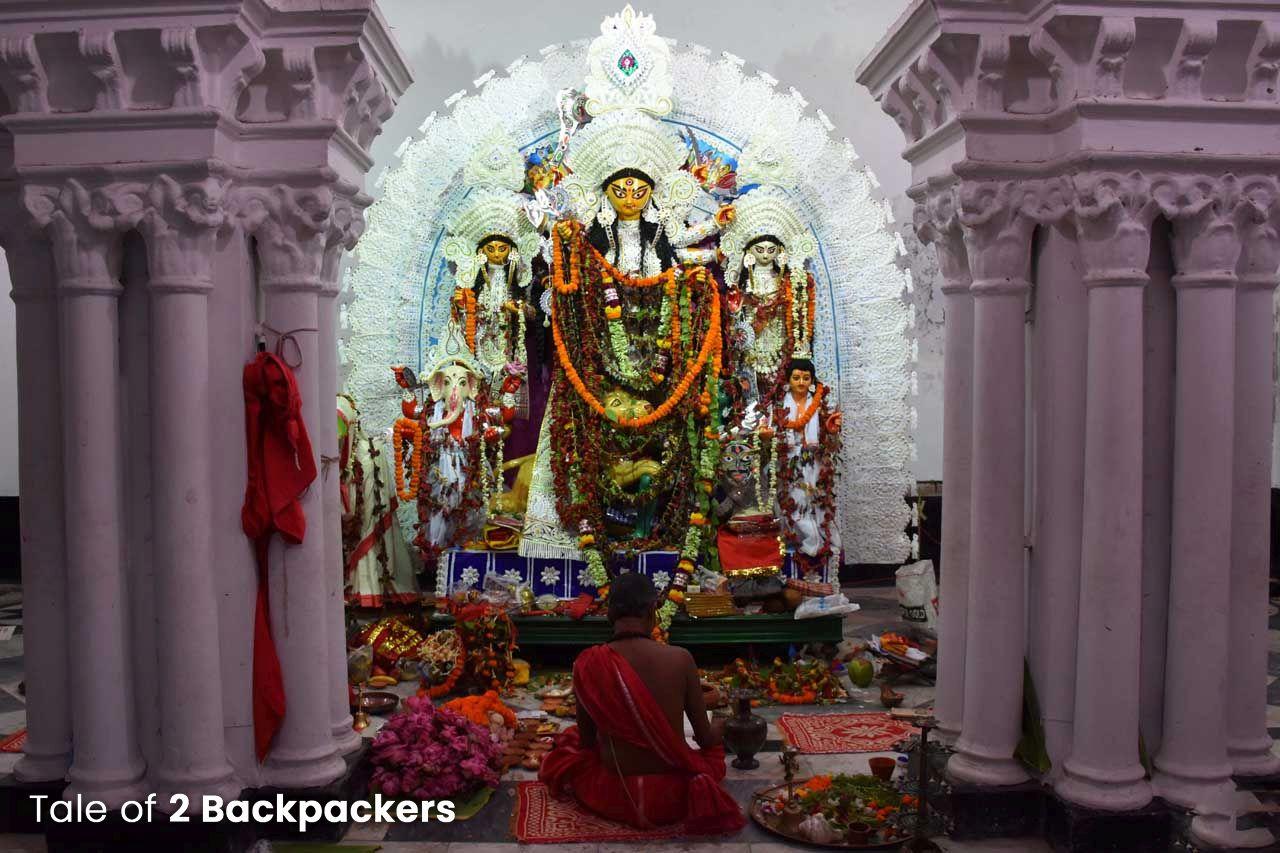 Rani Rashmoni Family Durga Puja