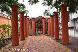 Sabarna Roy Chowdhury Bonedi Barir Durga Puja