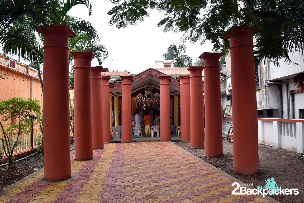 Bonedi Bari Durga Puja, Kolkata