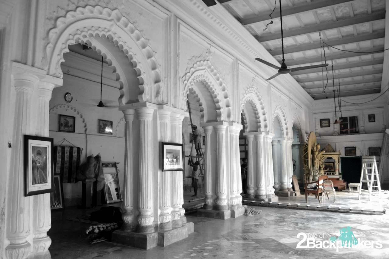 Sovabajar Rajbari Bonedi Bari Durga Puja in Kolkata