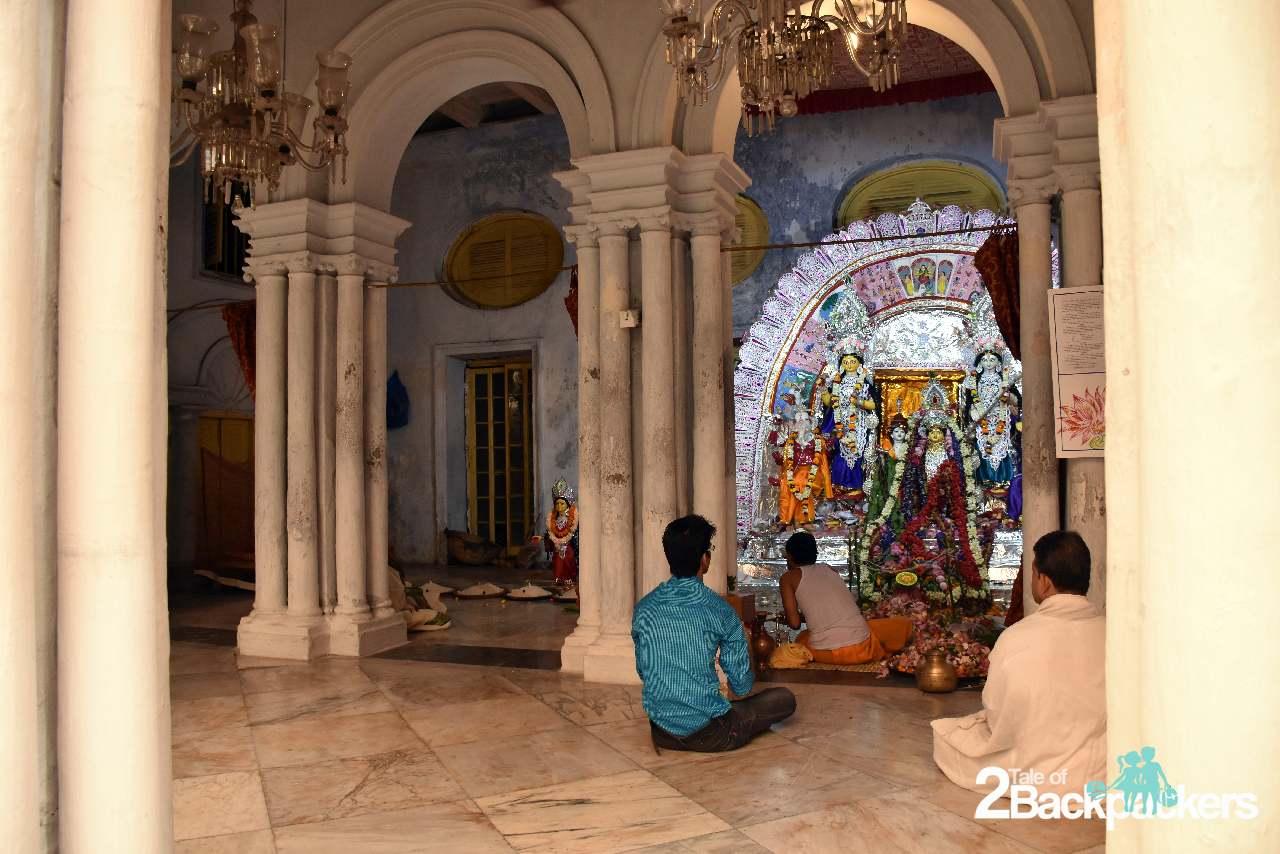 List of Bonedi Bari Durga Puja in Kolkata | Tale of 2 Backpackers
