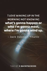 Best Travel quotes from movies - Titanic