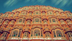Honeymoon at Jaipur India
