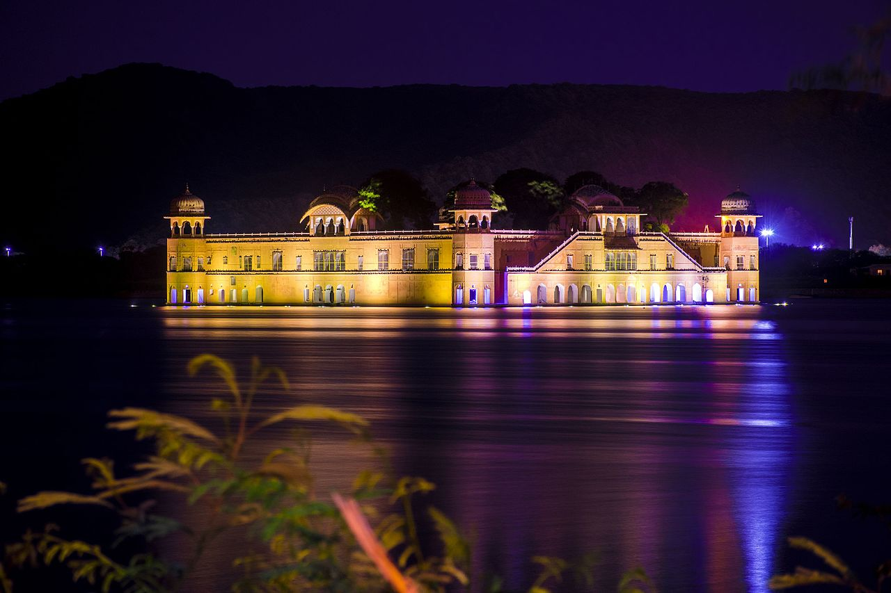 Honeymoon destinations in India - Jaipur, Rajasthan