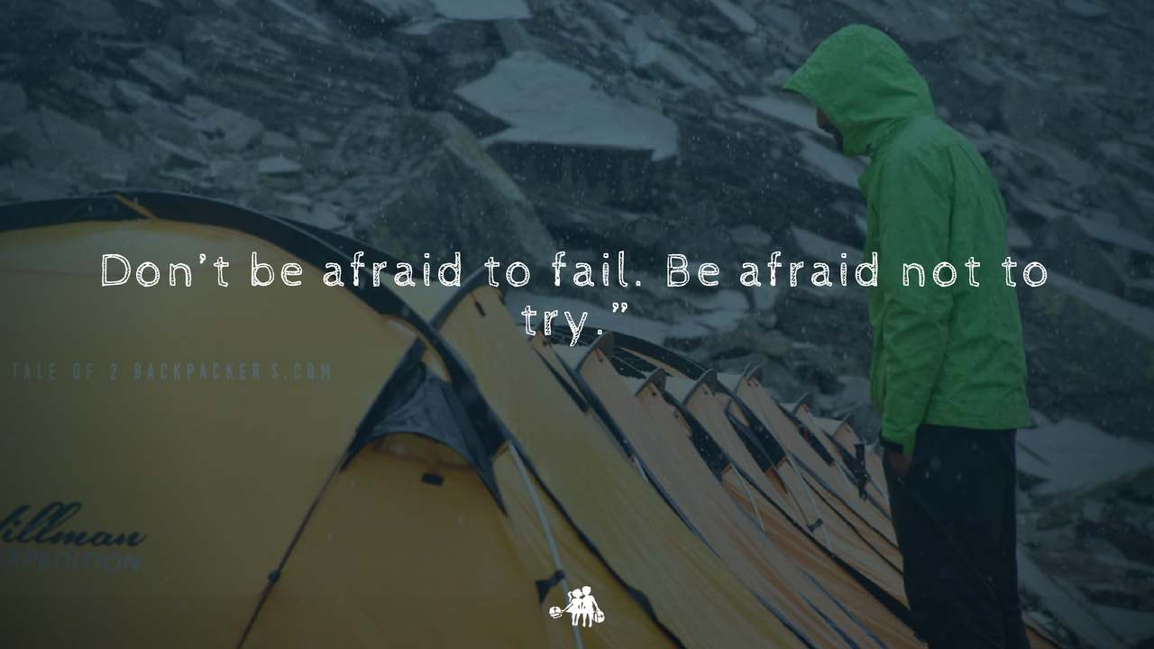 Best Inspirational Mountain Quotes