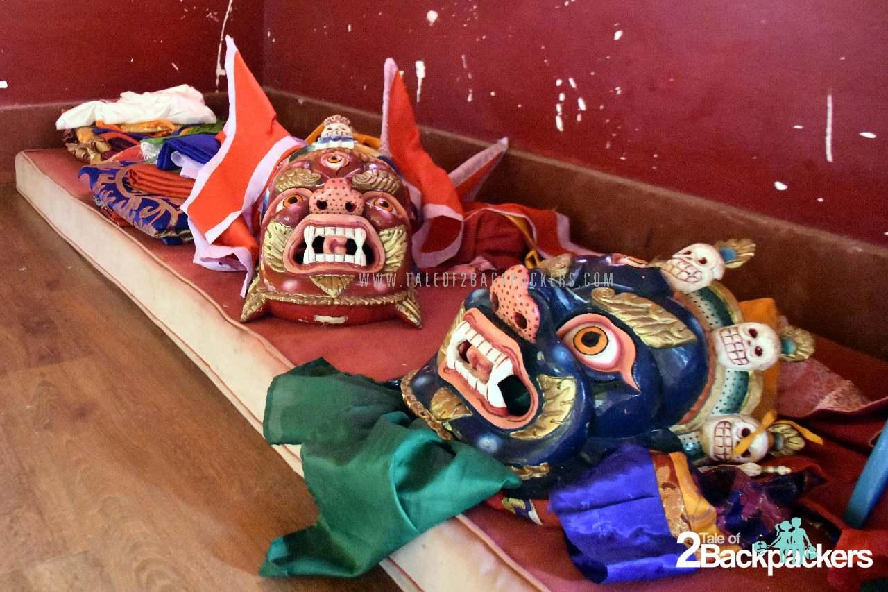 Pang Lhabsol at Rabong Monastery, Ravangla, South Sikkim