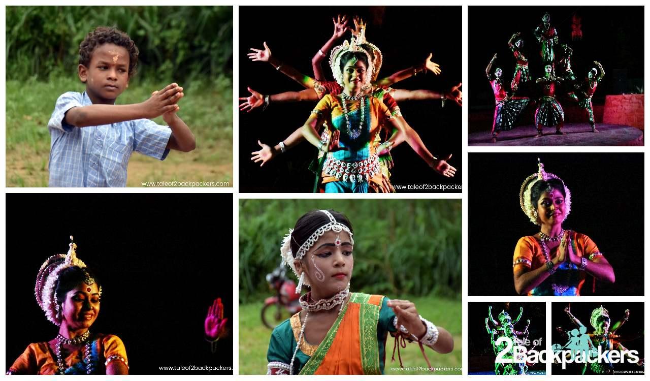 Gotipua and Odissi dance