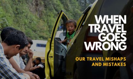 Travel Mishaps and Mistakes – another way to enjoy travel
